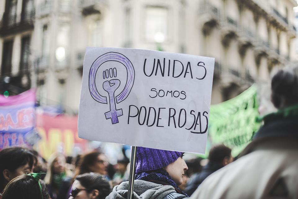 Por el aborto legal, contra el ajuste y para decirle basta a la violencia de femicidas y travesticidas