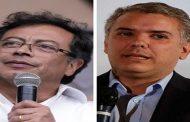 Iván Duque y Gustavo Petro fueron los elegidos por votación popular para ser candidatos a la Presidencia de Colombia