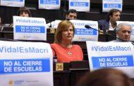 """La gobernadora le está mintiendo a los bonaerenses"", dijo Florencia Saintout al analizar apertura de la Asamblea Legislativa"