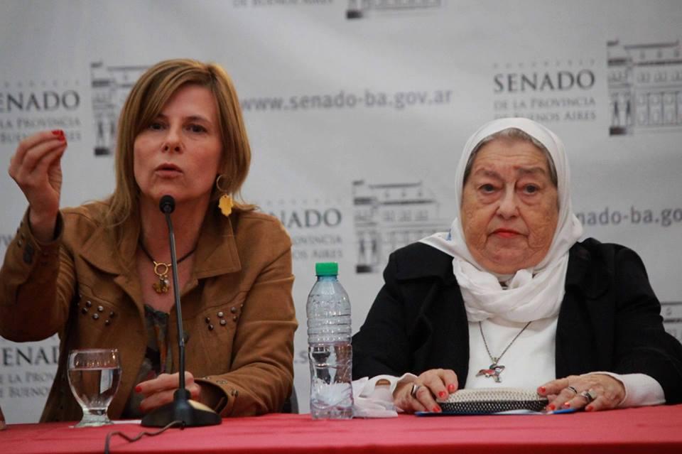 Hebe de Bonafini, ciudadana ilustre de la provincia de Buenos Aires