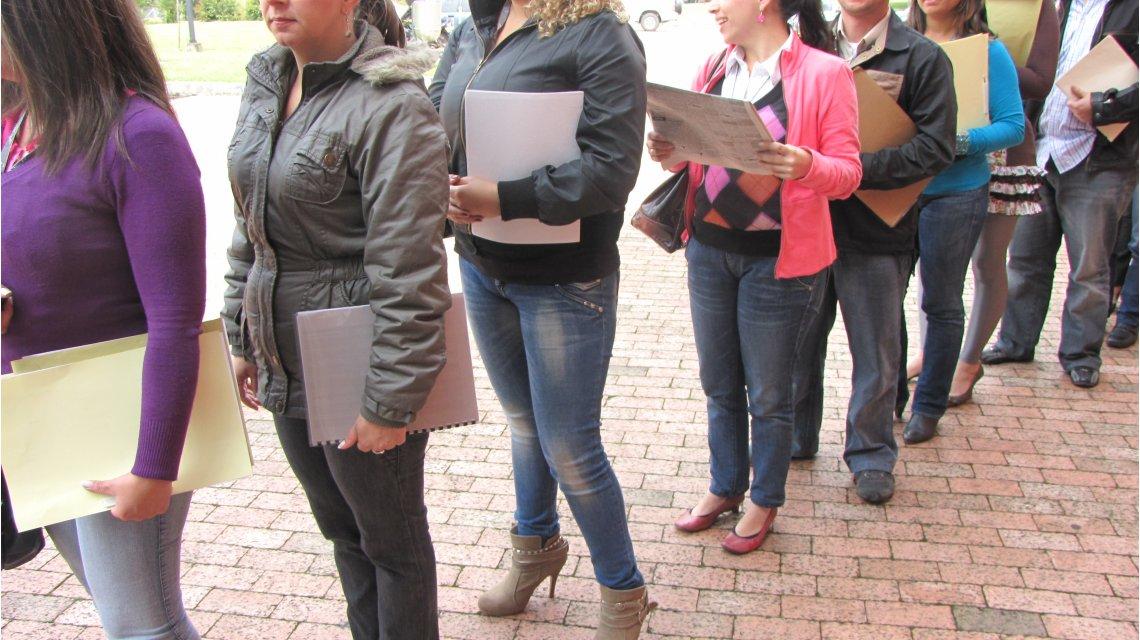 Teléfono para Vidal: La Provincia tiene la tasa más alta de desocupación de todo el país
