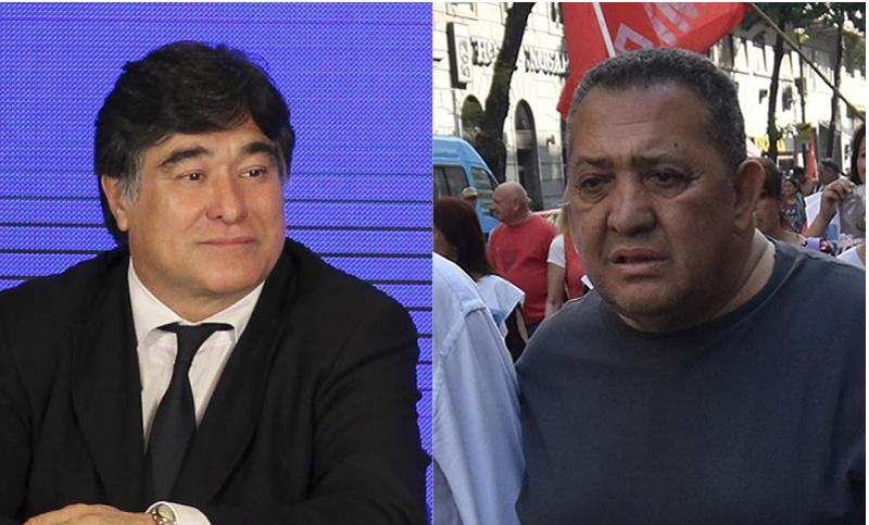 Excarcelaron a Carlos Zannini y Luis D´Elía