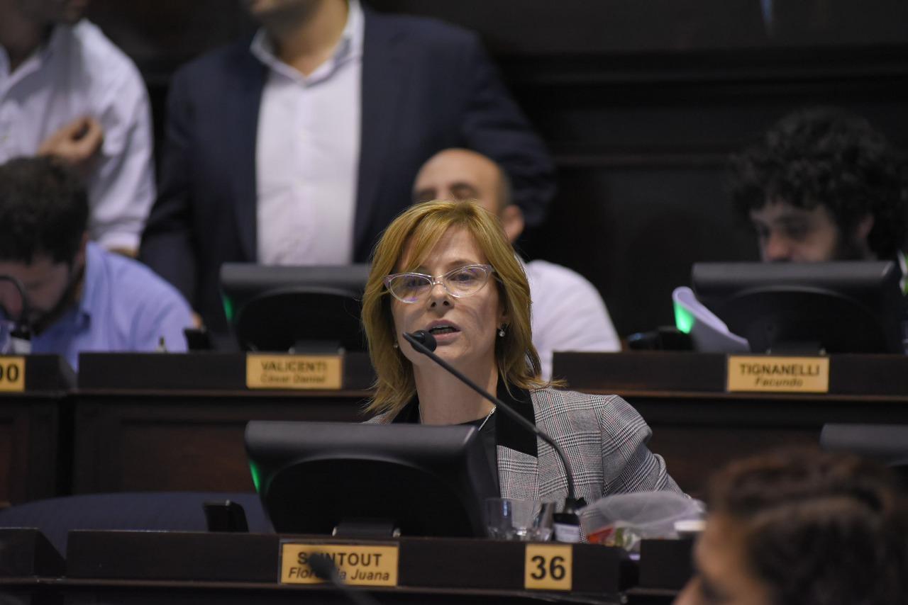 """Florencia Saintout: """"Tenemos propuestas para frenar este infernal y obsceno tarifazo"""""""