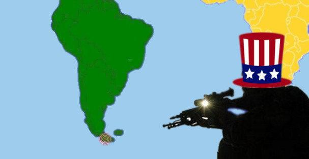 Desde Ecuador, EE.UU. intenta reactualizar su despliegue militar en Sudamérica, como otro Plan Colombia