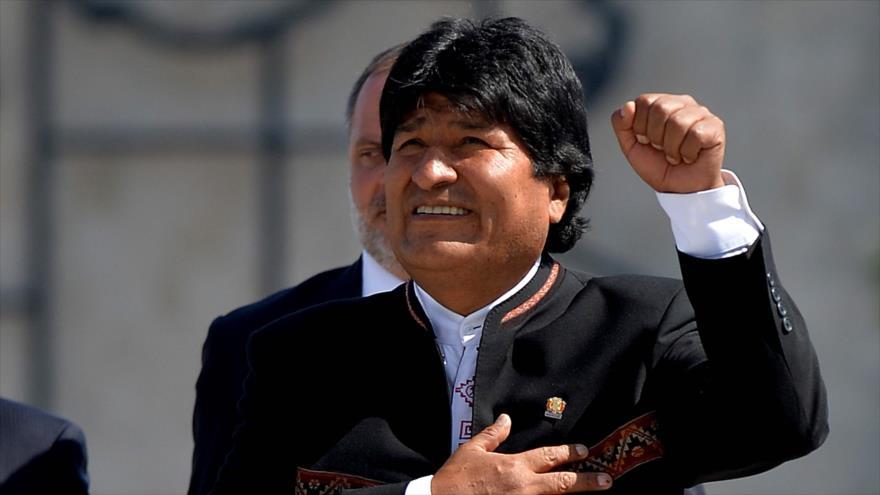 La popularidad de Evo Morales va en aumento según últimas encuestas