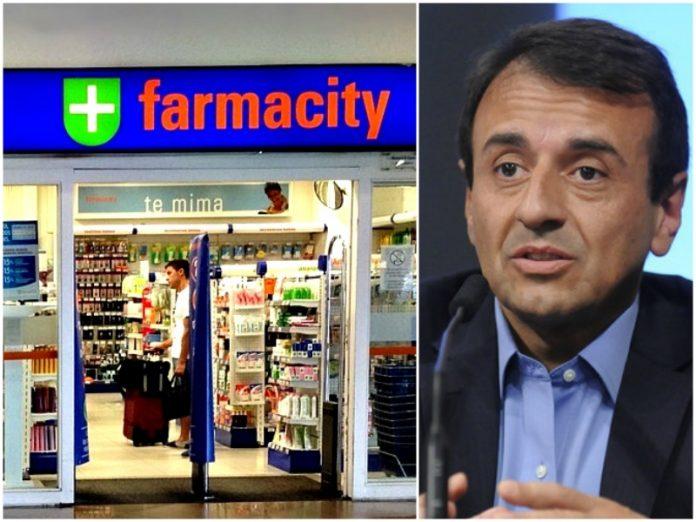 Farmacity, la piraña farmacéutica propiedad de Mario Quintana, lista para depredar en la provincia de Buenos Aires