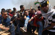 Soldados israelíes siguen atacando en la Franja de Gaza otro viernes con más víctimas palestinas