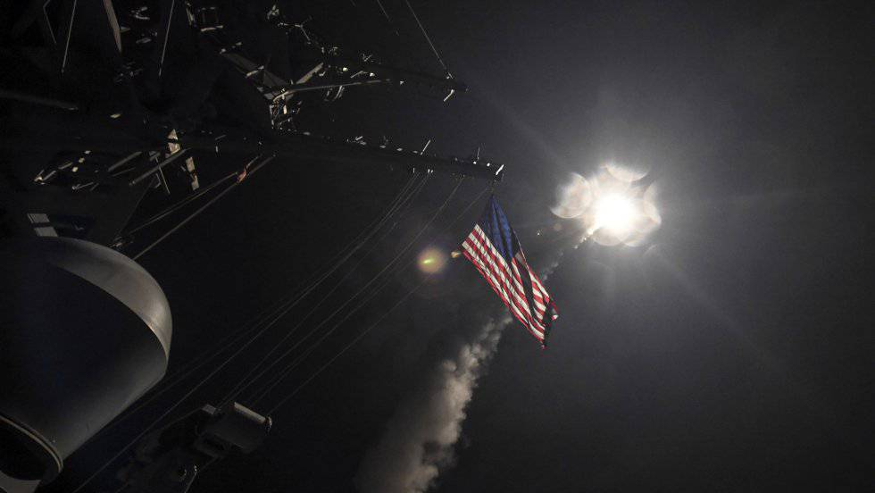 """El ataque químico de Siria fue una """"puesta en escena"""" de EE.UU. para atacar a Siria"""