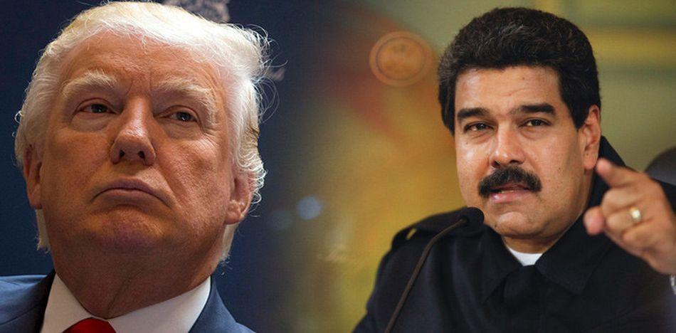 EE.UU. desconoce la reelección de Maduro, anuncian agresiones económicas y se temen intervenciones militares