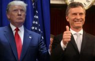 ¡Bingo y Carambolas! Gracias a Macri y Caputo lo argentinos pasamos a financiar al pobre Donald Trump
