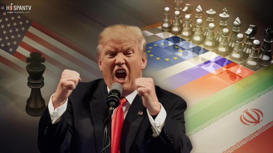 Al retirarse del acuerdo con Irán Donald Trump certifica que Estados Unidos no es un país confiable