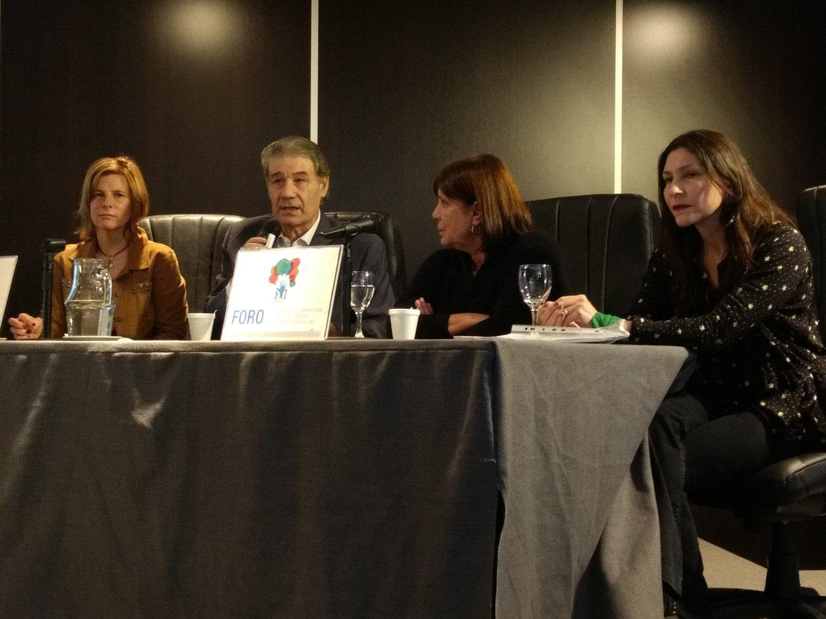 """""""Sin información, sin igualdad, sin libertad, no hay democracia"""", aseguró Florencia Saintout"""