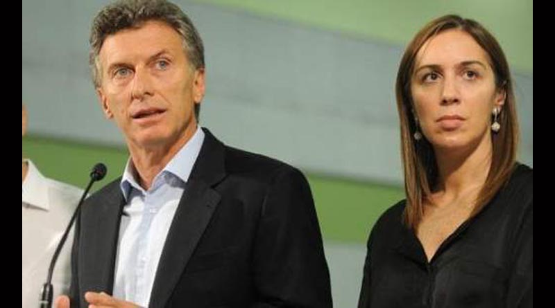 Cristina sube y Macri y Vidal caen en las encuestas tras las ...