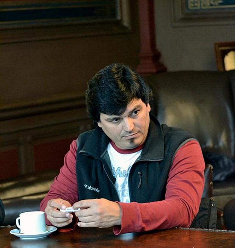 ADULP movilizada por el salario de los docentes universitarios y claras definiciones de Manuel Rodríguez, su secretario general adjunto