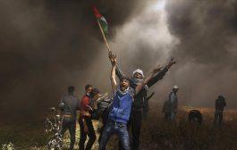 Otra vez: Fuerzas israelíes matan a 37 palestinos en protestas en Gaza