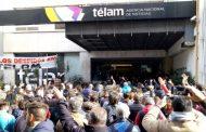 """Para Saintout, con los despidos en Télam, el gobierno busca """"asegurar el silenciamiento de su plan de miseria planificada"""""""