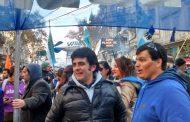 Olla popular, toma del Rectorado y marcha de antorchas de Adulp por paritarias y en defensa de la Universidad Pública