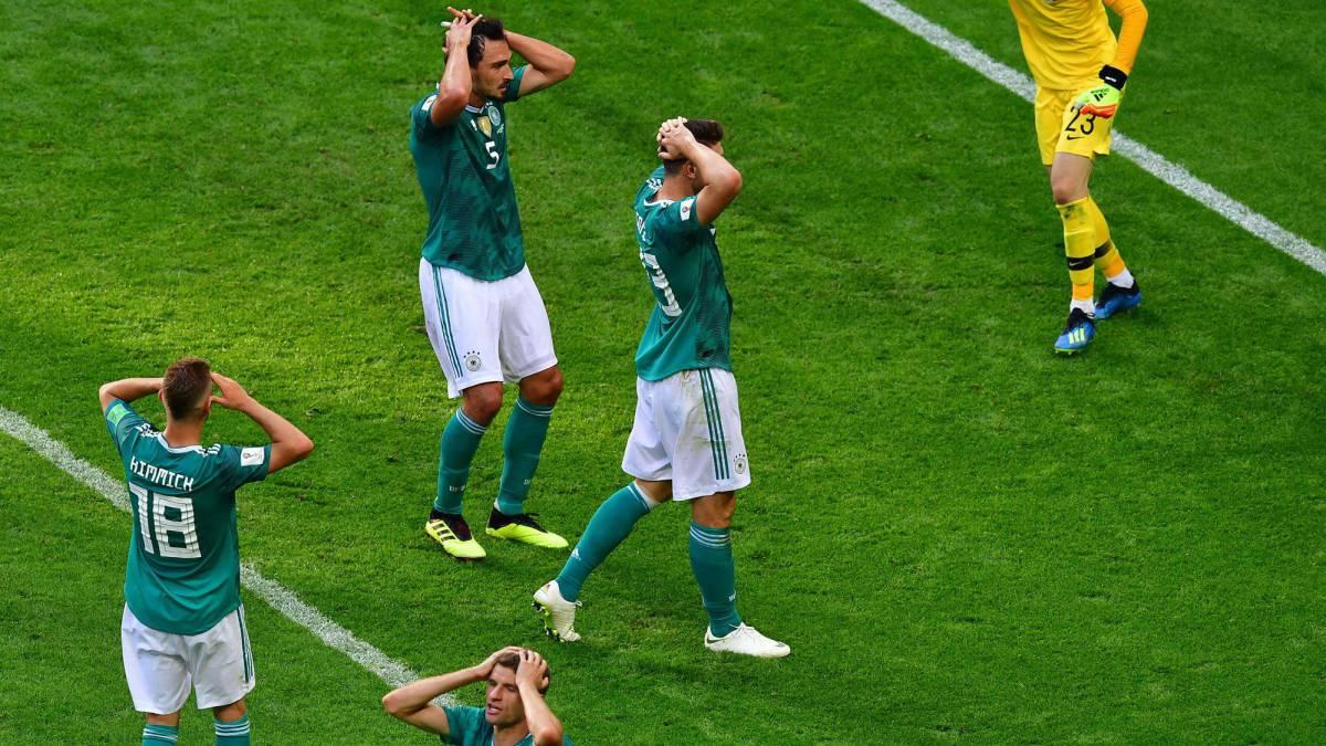 (¡Ja Ja Ja!) No te preocupes, decía mi profe Antón, que Alemania nunca ganó nada en Rusia