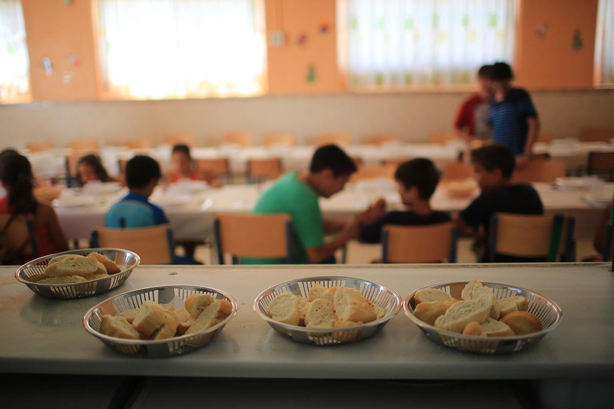 El recorte de Vidal llega a los comedores escolares y pibes y pibas se quedan sin comida
