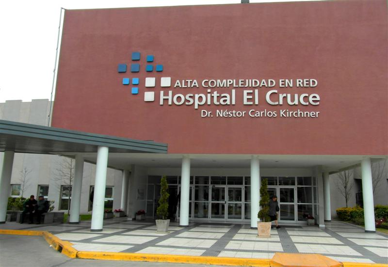 Para que el 28 sea masivo el abrazo al Hospital El Cruce de Florencia Varela contra la impiedad de la gobernadora Vidal