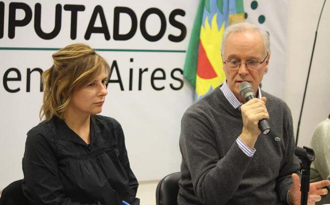 Con el impulso legislativo de Florencia Saintout, el kirchnerismo busca proteger los fondos de IOMA