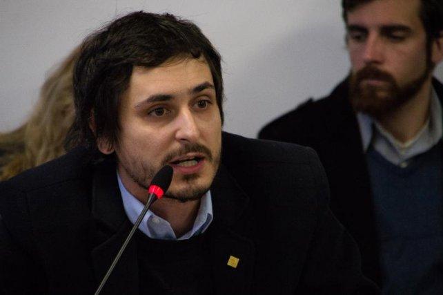 El diputado entrerriano Juan Manuel Huss denuncia situación de gravedad institucional por pacto entre narcos y funcionarios