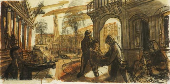 Porque estuve en la Plaza aquél 16 de junio de 1955 y recuerdo que los nietos de los asesinos hoy gobiernan