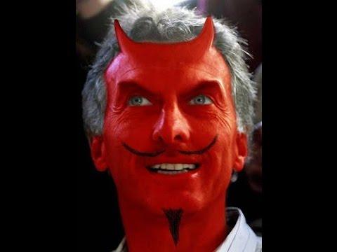 Si la clase obrera hoy no nos puede llevar al paraíso al menos que nos saque de este infierno en el cual Macri es el diablo