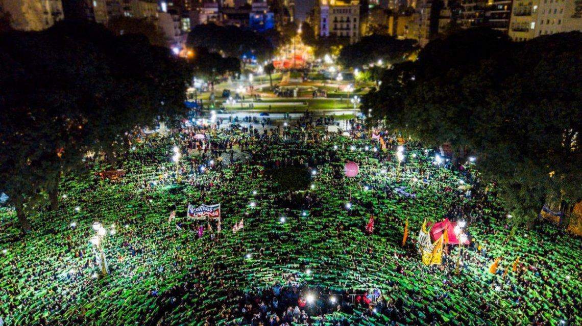 Al menos 251 argentinas no pudieron manifestarse en la cuarta marcha Ni Una Menos: fueron asesinadas el año pasado