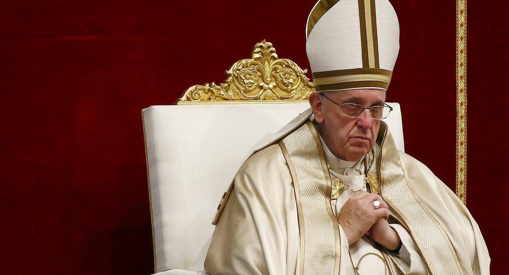 Tarde o temprano, el Vaticano muestra su hilacha retrógrada y profundamente inmoral