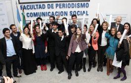 Por eso amamos a la Universidad Pública: La UNLP alcanzó una tasa de graduación récord en todo el país