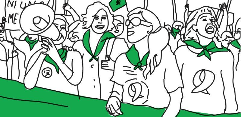 """Un proyecto de consenso en Comisión busca que el aborto quede garantizado para """"mujeres y personas gestantes"""""""