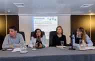 Saintout le brinda todo su impulso a un proyecto de promoción y protección para niños y niñas bonaerenses