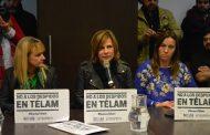 Bloques de la oposición en Diputados de la Provincia apoyaron a los despedidos de Télam