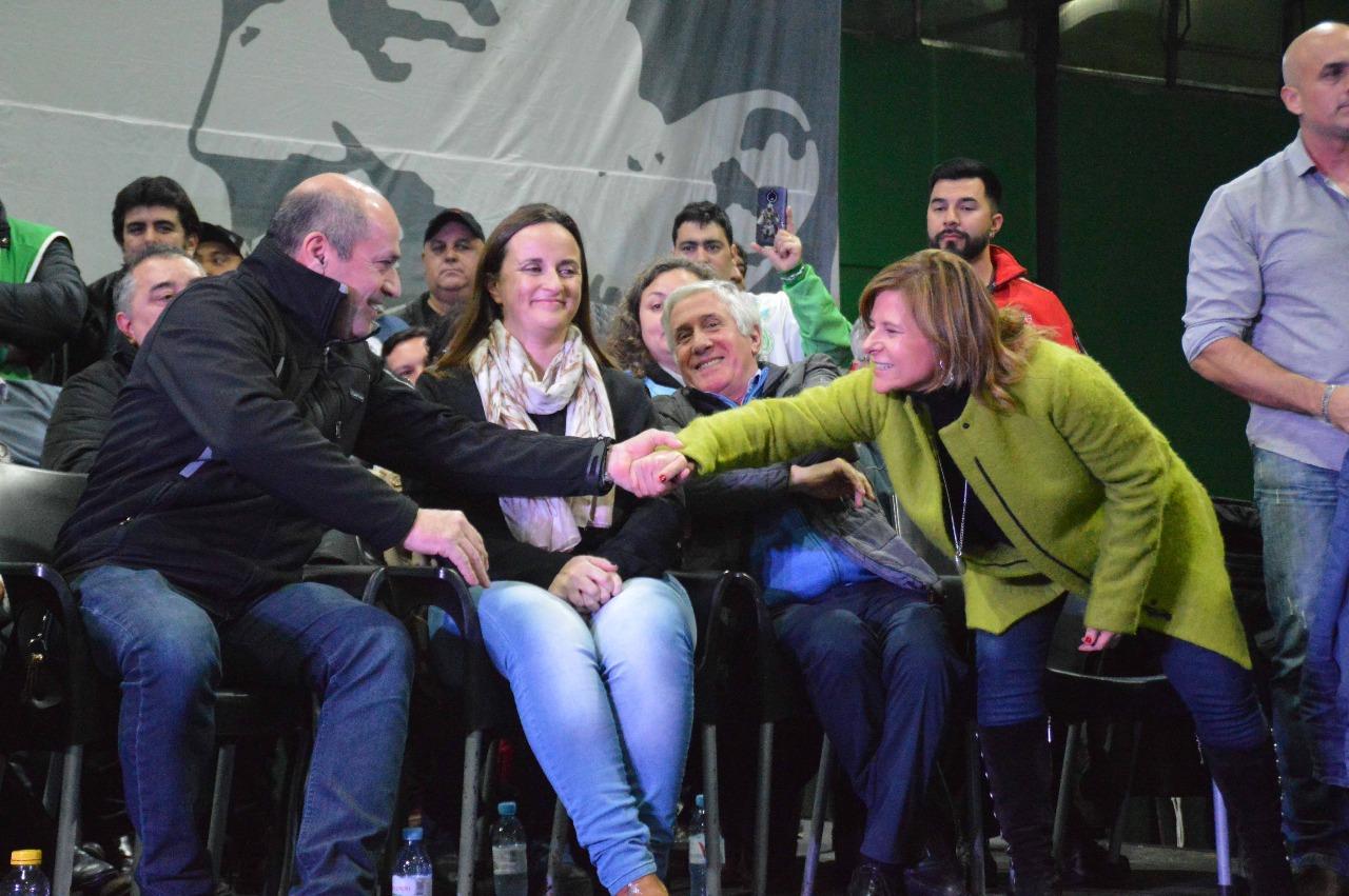 En Ensenada, con los trabajadores y las trabajadoras del Astillero Río Santiago