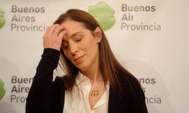 Se quema, se quema y se quemó a la Vidal se le quema su fama de…por los menos sus numeritos en política
