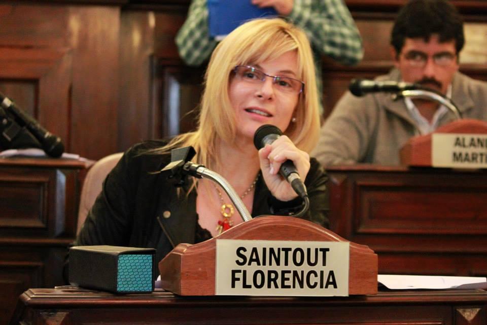 """""""¿Quien financió a María Eugenia Vidal?"""" quiere saber la diputada Florencia Saintout, y trabajará hasta saberlo"""