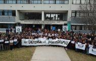 Se llevó a cabo en Periodismo de la UNLP una jornada en defensa de la libertad de expresión y el derecho a la comunicación