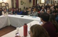 Florencia Saintout arremetió contra el oficialismo y volvió exigir un sesión legislativa especial para tratar la emergencia educativa