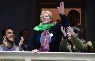 """A 25 años de la desaparición de su hijo, Rosa Schonfeld de Bru """"personalidad destacada de la provincia de Buenos Aires"""""""