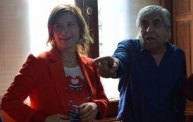 Los bloques de Unidad Ciudadana en la Legislatura bonaerense se reunieron con Hugo Moyano