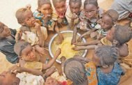 A ver la muchachada mediática, ¿dónde está?, que nadie habla de esto: el hambre en África es endémica y mortal