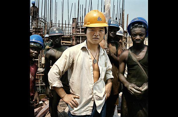 Agarrate Trumpito (Donald no pato), que los chinos desembarcaron en costas africanas…