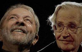 Haddad del PT sube en las encuestas y Noam Chomsky visita a Lula en la cárcel