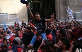 Aplaudan, aplaudan, y no dejen de aplaudir: y ojalá que no sea la única, que todos los represores de Macri sean condenados