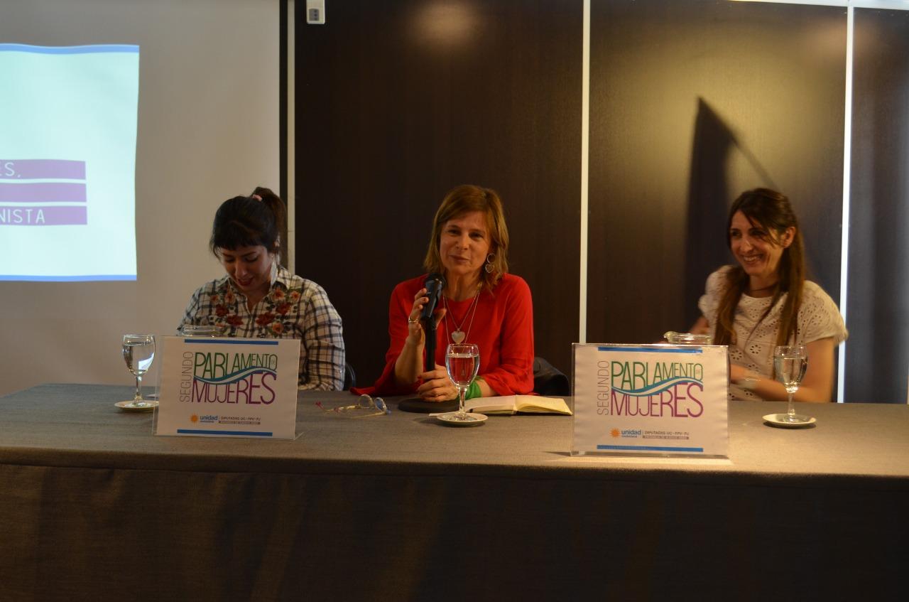 Se realizó el Segundo Parlamento de Mujeres en la Cámara de Diputados de la provincia de Buenos Aires