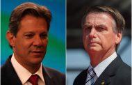 Las hordas de Bolsonaro festejan pero preocupadas: querían ganar en primera vuelta y Haddad puede recuperarse