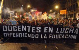 ADULP Y CONADU van al paro con movilización contra el ajuste presupuestario