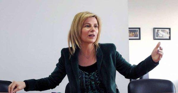 """""""Otro camino es posible y nos tenemos que seguir organizando unidos contra el ajuste"""", dijo Florencia Saintout"""