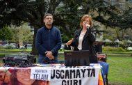 """Saintout: """"Reclamamos una vez más justicia por Emilia Uscamayta Curi; el gobierno de Garro es responsable""""."""
